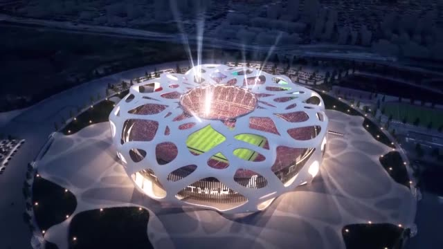 the evaluation report for the bids made by germany and turkey to host the european football championships of 2024 was published on september 21 2018 - 2018 stock-videos und b-roll-filmmaterial