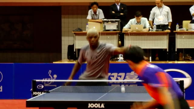 North Korea hosted an international table tennis competition Pyongyang Open a tournament certified by International Table Tennis Federation between...