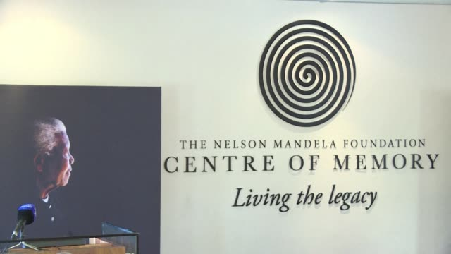 the executors of nelson mandelas estate distribute the first cash bequests to beneficiaries of his will - beneficiary stock videos & royalty-free footage