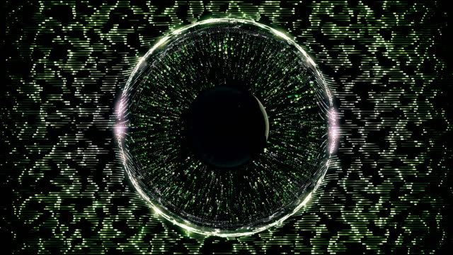the eye - sensory perception stock videos & royalty-free footage