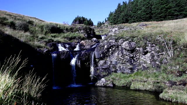 the fairy pools at glen brittle, isle of skye, scotland. - scotland stock videos & royalty-free footage