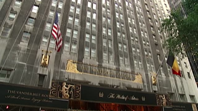 The famed WaldorfAstoria Hotel has been sold to a Chinese insurance company called the Anbang Insurance GroupThe company has bought the Park Avenue...