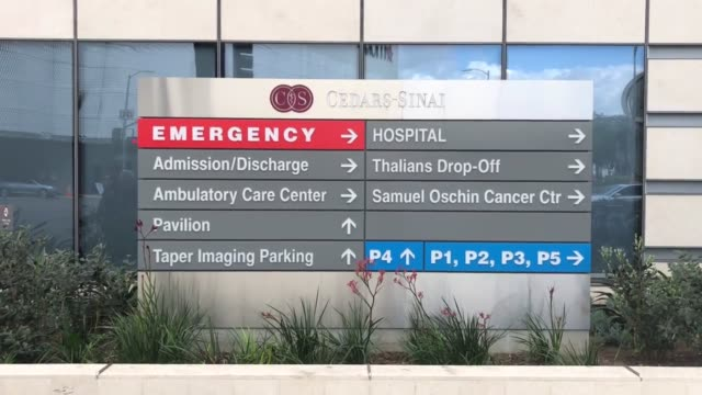 80 Top Cedars Sinai Hospital Video Clips & Footage - Getty