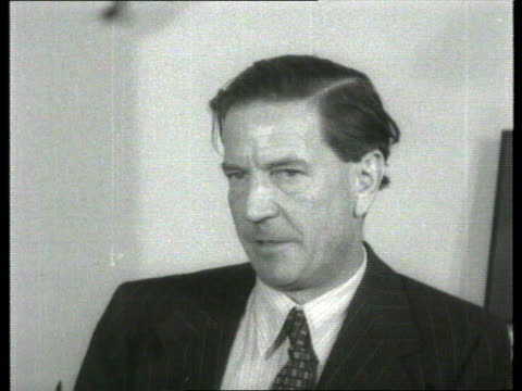 The Famous Faces collection TX Kim Philby interviewed on the Burgess/MacLean affair Interview with Kim Philby former Government official about the...