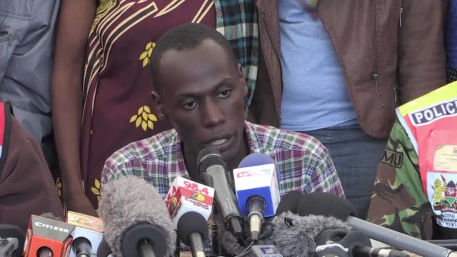 The father of a rescued child has says it was a miracle that Kenyan rescuers manage to pull his 7 month baby alive from the rubble of a six storey...
