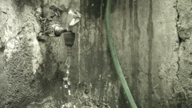 「フォーセット、水 - 空気弁点の映像素材/bロール