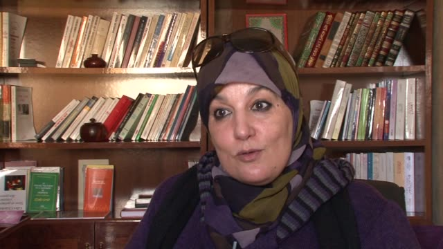 stockvideo's en b-roll-footage met the february 20 movement, which is pushing for democratic reforms in morocco, is calling for further demonstrations to go ahead as planned on march... - sale