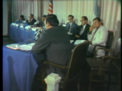 the federal trade commission conducts a hearing about the gas shortage in the u.s. - united states and (politics or government) stock videos & royalty-free footage