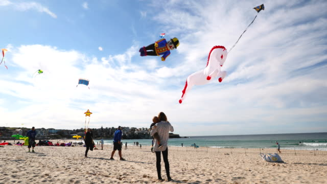 The Festival of the Winds in Bondi on September 9 2018 in Sydney Australia Festival of the Winds is Australia's largest kite festival and is...