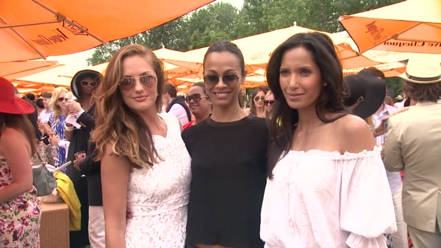 The Fifth Annual Veuve Clicquot Polo Classic at Liberty State Park on June 02 2012 in Jersey City New Jersey