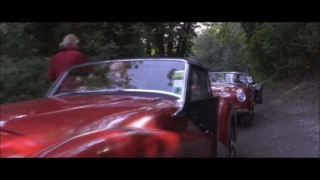 the firle hill climb is an historic car race which was revived in 2015 and is held annually by the bo peep drivers club. money raised by the event is... - elegance stock videos & royalty-free footage