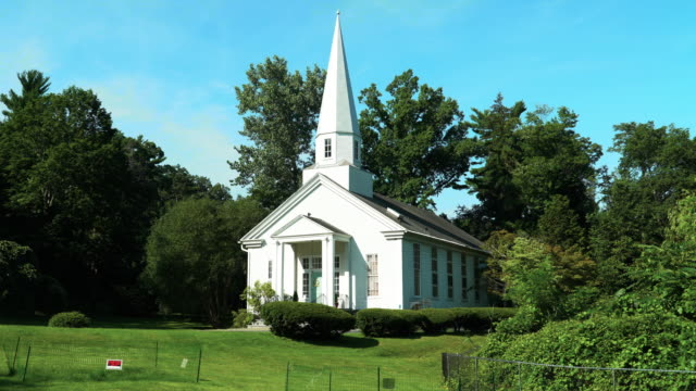 the first church of christ, scientist - new england usa stock videos & royalty-free footage