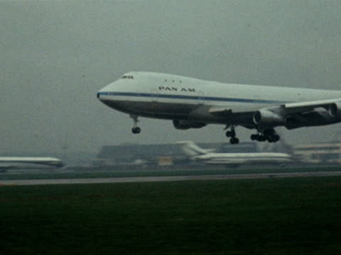 UNS: January 22 1970 - 50 Years Since The First Boeing 747 Jumbo Jet Goes Into Service
