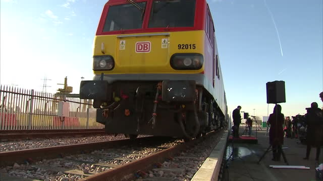 The first direct freight train between China and the UK has arrived in London after a journey of more than seven thousand milesThe route is known as...