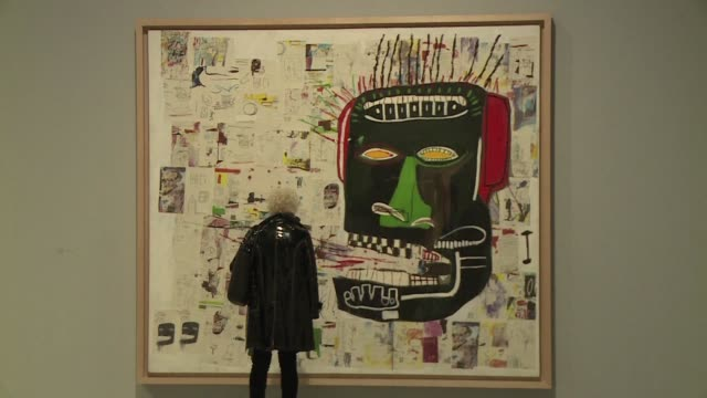 The first major UK retrospective of the work of JeanMichel Basquiat opens to the public at the Barbican Gallery on Thursday along with what...