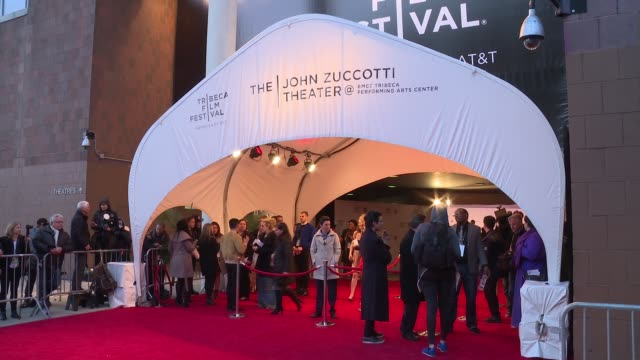 clean the first monday in may world premiere 2016 tribeca film festival opening night at john zuccotti theater at bmcc tribeca performing arts center... - nick rhodes stock videos & royalty-free footage