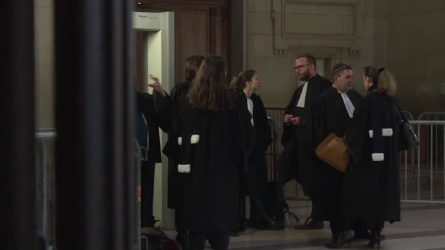 The first trial stemming from the November 2015 Paris terror attacks goes into its second day with suspect Jawad Bendaoud in the dock accused of...
