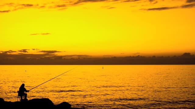 la fisher - gara sportiva individuale video stock e b–roll