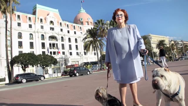 The flamboyant owner of the seafront Negresco hotel in the French city of Nice Jeanne Augier has died at the age of 95 her guardian told AFP on...