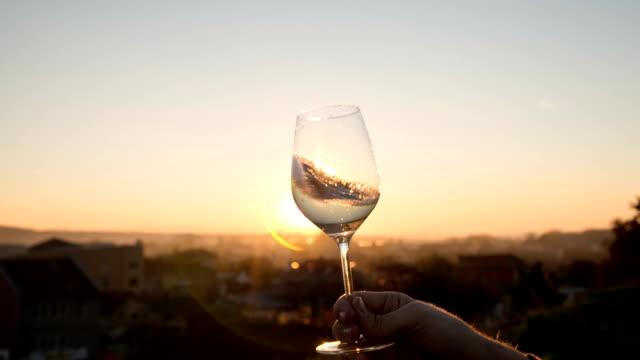 ワインの味 - 知覚点の映像素材/bロール