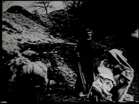 the flight into egypt - 4 of 8 - see other clips from this shoot 2277 stock videos & royalty-free footage