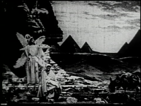 the flight into egypt - 6 of 8 - see other clips from this shoot 2277 stock videos & royalty-free footage