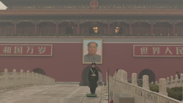 the forbidden city - air pollution stock videos & royalty-free footage