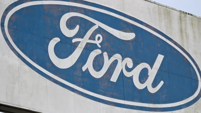 the ford engine plant on january 12, 2019 in bridgend, wales. ford has announced a shake-up of its european operations which could lead to the loss... - south wales stock videos & royalty-free footage