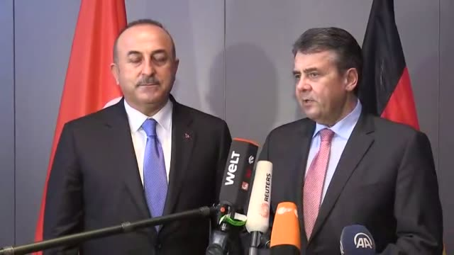 The foreign ministers of Turkey and Germany agreed on ebruary 16 2018 to work towards improving bilateral relations after a period of tensions...