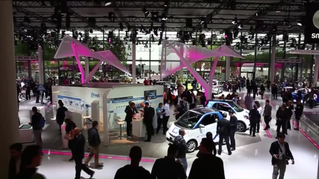 The Frankfurt International Motor Show starts on Thursday and nearly one million visitors are expected to view the latest musthave vehicles and...