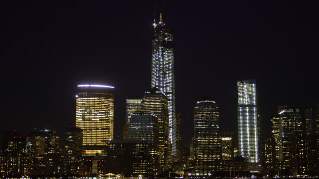 The Freedom Tower at Night