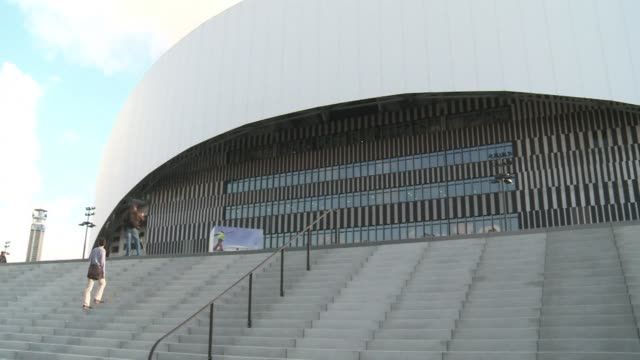 The French city of Marseille is set to reopen its Velodrome stadium after three years of renovation work to prepare it for the European football cup...