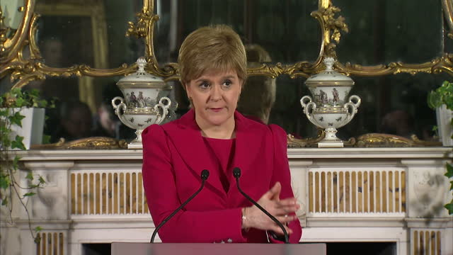 The future of the United Kingdom is in the hands of two women who are daggers drawn over whether Scotland should have a fresh vote over leaving the...