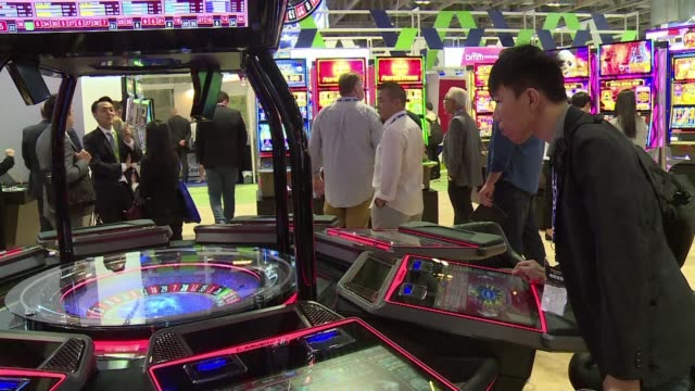CHN: Macau holds annual gaming expo