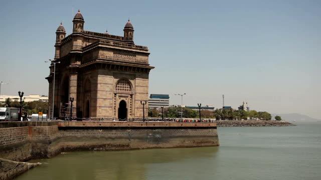 Het monument van de Gateway of India in Mumbai