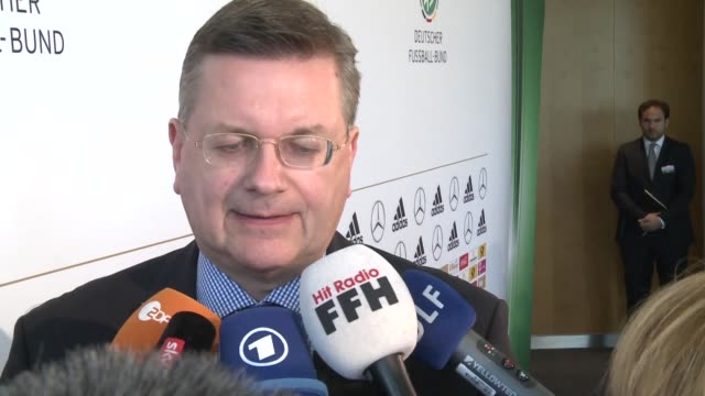 The German Football Association DFB votes Reinhard Grindel a member of Germanys parliament to become the 12th president of the scandal hit body...