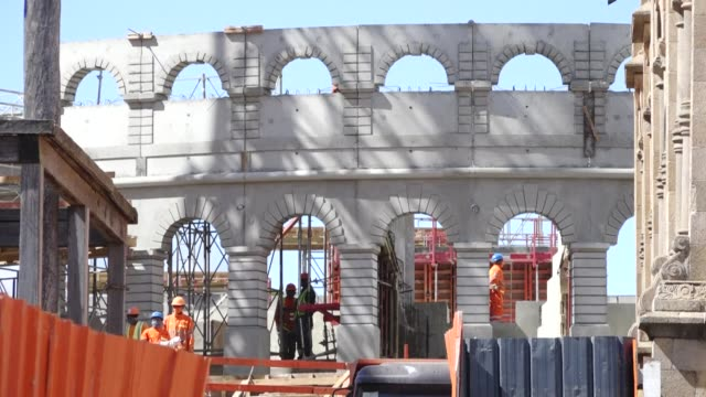 MDG: In Madagascar, controversy surrounding the construction of a 'coliseum' in the capital city