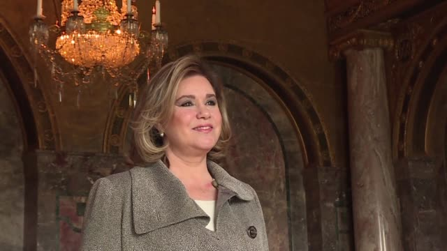 The Grand Duchess of Luxembourg shares her views on the role a royal couple plays for the monarchy and nation as a whole the role of women in issues...