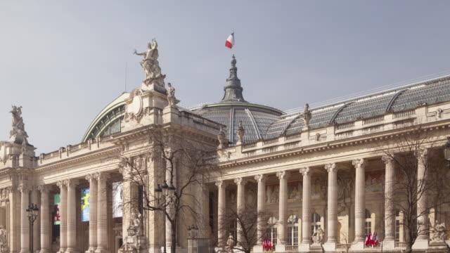The Grand Palais in Paris, France.