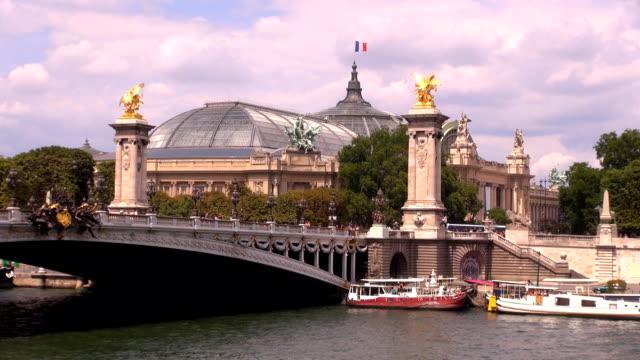 the grand palais - paris, france - grand palais stock videos & royalty-free footage