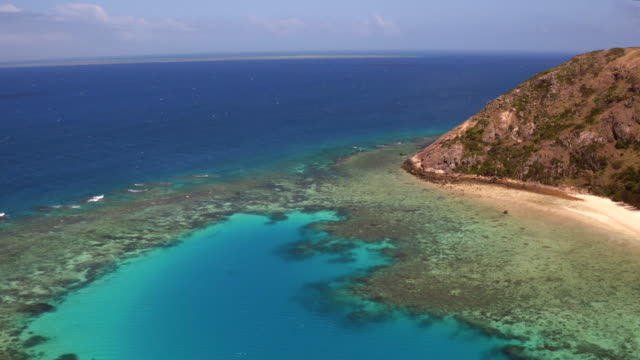 AERIAL: The Great Barrier Reef, Palfrey Island