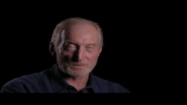 the great british actor who plays tywin lannister in the hit hbo series spoke to hibrow about his screenwriting work the books that moved him as a... - {{relatedsearchurl(carousel.phrase)}} stock-videos und b-roll-filmmaterial
