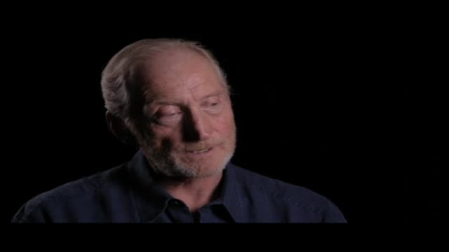 the great british actor who plays tywin lannister in the hit hbo series spoke to hibrow about his screenwriting work, the books that moved him as a... - ブランド名点の映像素材/bロール
