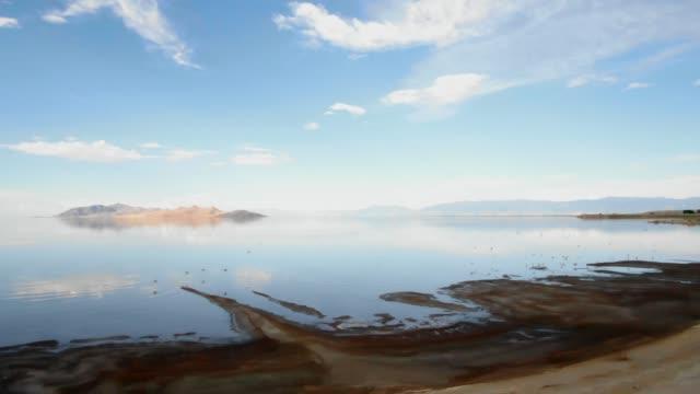 vídeos y material grabado en eventos de stock de el gran lago salado - utah