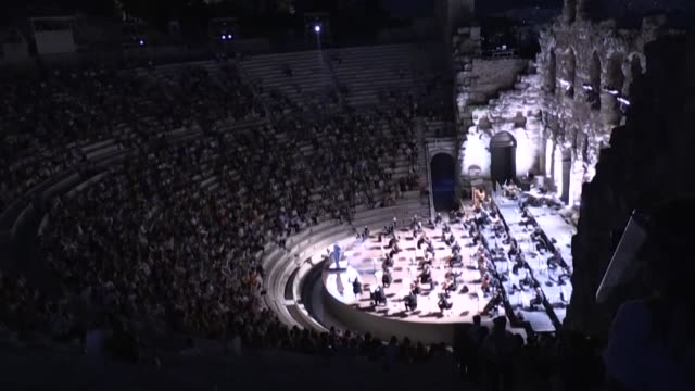 GRC: Post-lockdown opera performed in Greece's Herodes Atticus theatre