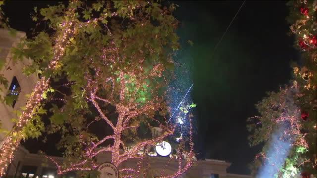 KTLA The Grove Tree Lighting
