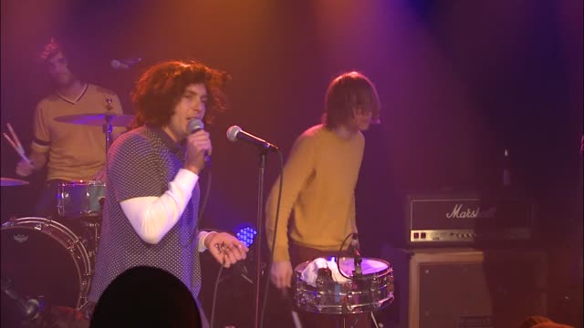 The Growlers perform their fusion of psychedelic and garage rock at JBTV Music Television