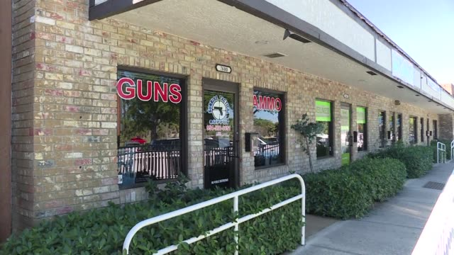 The gun shop in Coral Springs where Florida gunman Nikolas Cruz bought his weapon remains closed two days after the 19 year old went on a shooting...