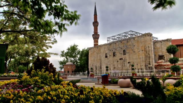 The Hacı Bayram-ı Veli Mosque
