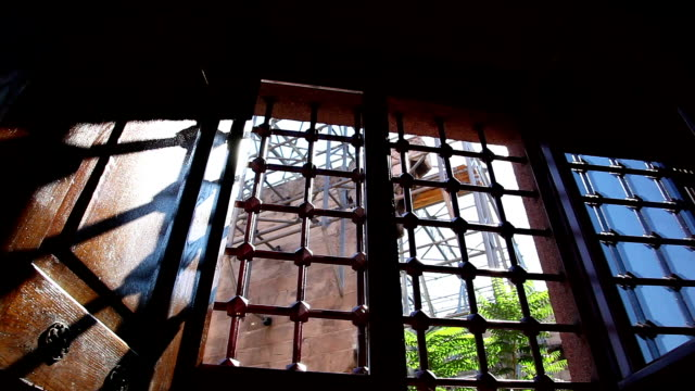 the hacı bayram-ı veli mosque - god's window stock videos and b-roll footage